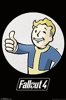 Trends International Fallout 4 Vault Boy Wall Poster 22.375