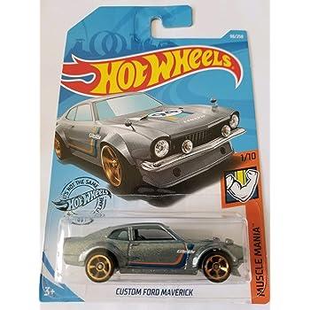 Hot Wheels 2019 Muscle Mania Gray 98//250 Custom Ford Maverick