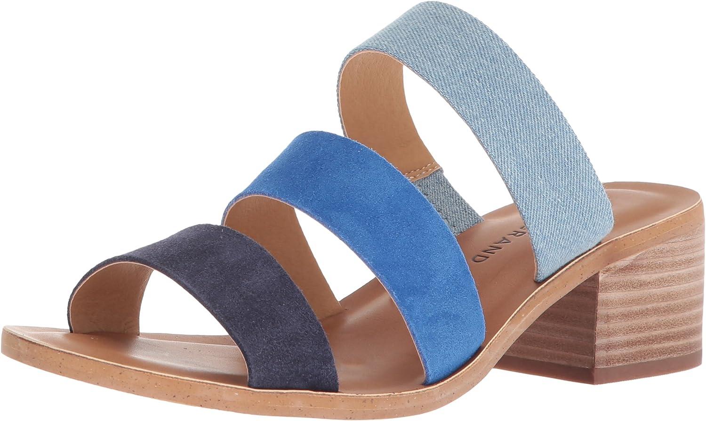 Lucky Brand Womens Rileigh2 Slide Sandal