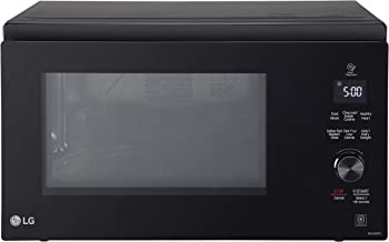 LG 32 L All in One Charcoal Convection Microwave Oven (MJEN326TL, Black)