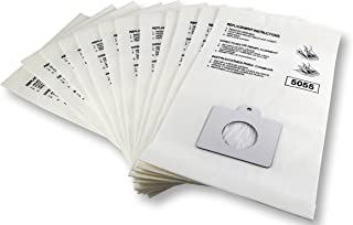 Best K&J 12-Pack Type C Canister Vacuum Bags - Compatible with Kenmore C,Q Panasonic C-5 Vacuums Review