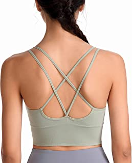 FIZILI Sports Bras for Women Activewear - Ladies Bras for Gym Yoga Running Fitness Workout