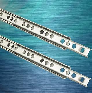 10 X Mprofi MT/® SCHUBLADENSCHIENEN Rollenauszug Teilauszug H 17 214 mm V0310 L 5 Paar