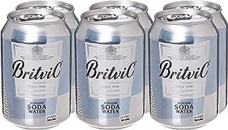 Britvic,Soda Water, 300mlx6