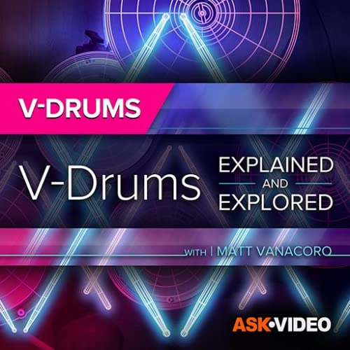V-Drums Explained Course For Roland By Ask.Video