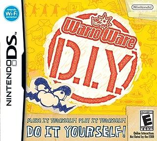 WarioWare D.I.Y. - Nintendo DS
