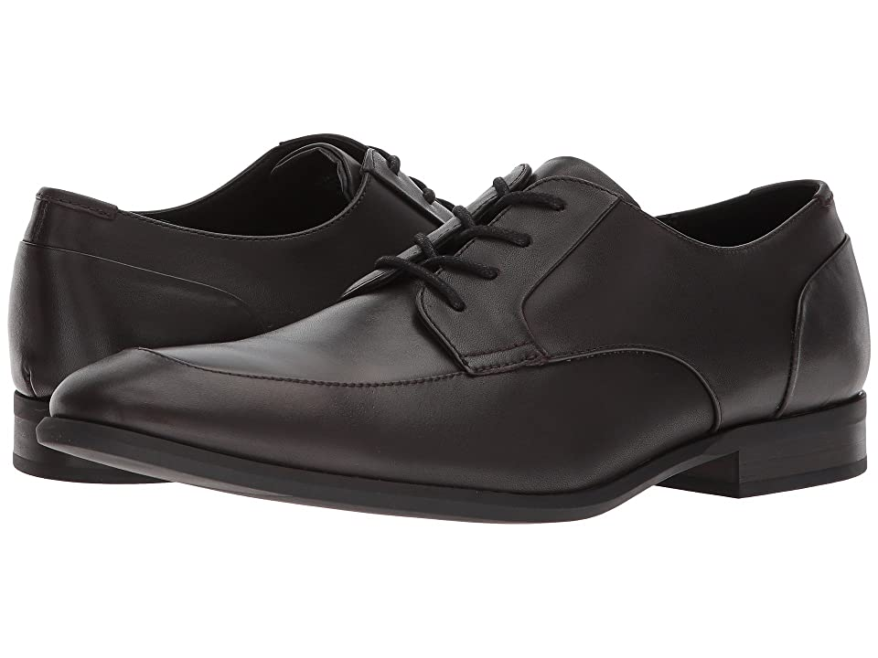 Calvin Klein Lazarus (Dark Brown Dress Calf) Men
