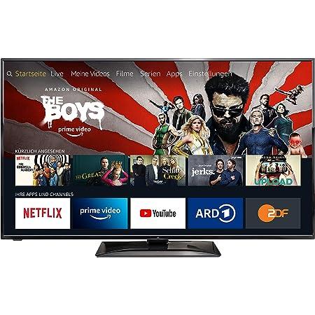 """ok. 4K Ultra HD Fernseher - Fire TV, Smart, Alexa Sprachsteuerung, Triple Tuner, HDR (43"""") [Modelljahr 2020] [Energieklasse G]"""