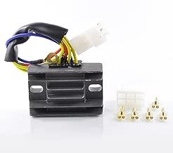 Voltage Regulator for Aprilia Leonardo 125 150 / Scarabeo 125 150 200 1996-2004   OEM Repl.# AP8112434 / AP8112906