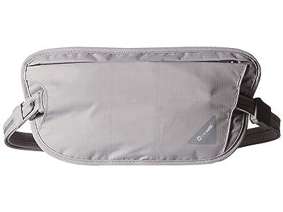 Pacsafe Coversafe X100 RFID Waist Wallet (Grey) Wallet Handbags
