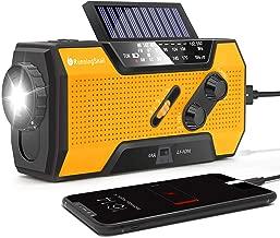 Best runningsnail solar crank noaa weather radio manual Reviews