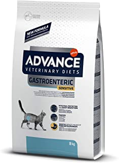 ADVANCE Veterinary Diets - Gastroenteric Sensitive Pienso para Gatos - 8kg