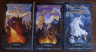Chronicles of Chrestomanci (Set of 3) Charmed Life / Lives of Christopher Chant; Magicians of Caprona / Witch Week; Conrad's Fate / Pinhoe Egg