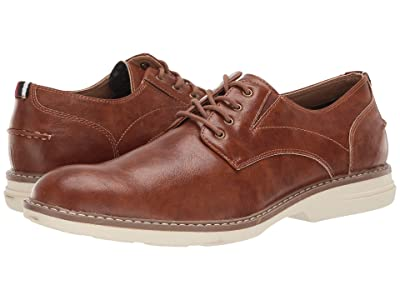 Ben Sherman Countryside Oxford (Tan PU Leather) Men