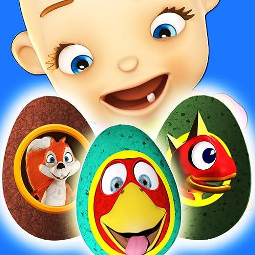 Überraschungseier - Toys Fun Babsy (Free)