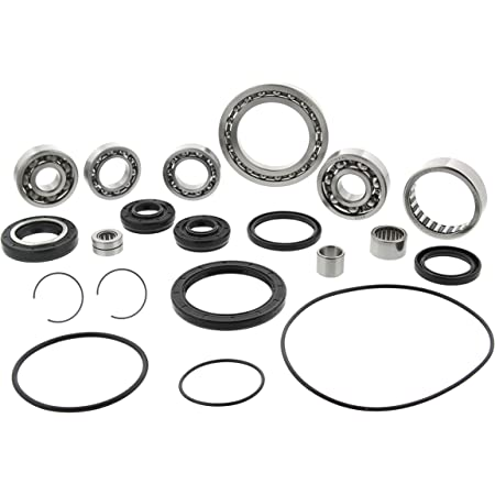 QUALITY Yamaha 1995-2005 YFM 350 Wolverine /& 1996-1999 FYM 350 Big Bear Rear Differential Ring /& Pinion Gear Set
