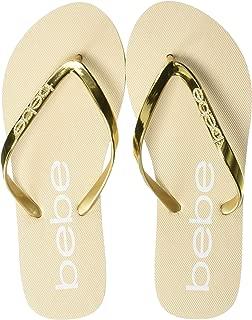 Best bebe sandals flip flops Reviews