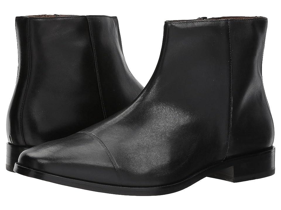 Ben Sherman Fredrick Zip Boot (Black) Men