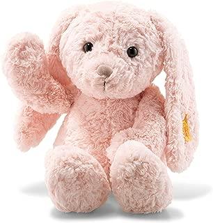 Steiff Soft Cuddly Friends Tilda Bunny Rabbit, Pink, 13 Inches