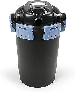 Aquascape 95054 UltraKlean 3500 Biological Pressure Filter with 28 Watt UV Clarifier Sterilizer, 5,200 GPH
