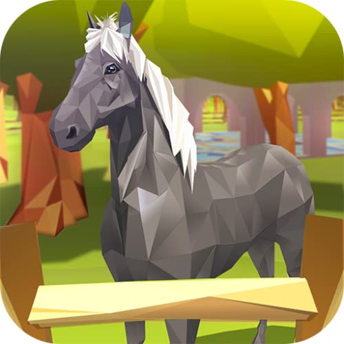 Horse Farm: a horse herd care simulator