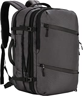 MIER 40L Carry on Travel Backpack Expandable Flight Approved Business Bag