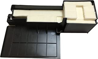 2pcs Waste ink tank for Epson L111 L110 L210 L211 L300 L301 L303 L350 L351 L353 L358 L355 ME303 ME401