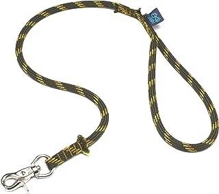 ドッグ・ギア ザイルリード タイプS ロープ径8mm 全長180cm オリーブ 「愛犬とのコミュニケーションを楽しむためのリードです」