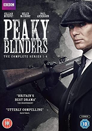 Peaky Blinders - Series 1 – 4