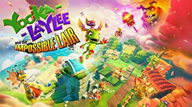 Yooka-Laylee and the Impossible Lair - [Switch Digital Code]