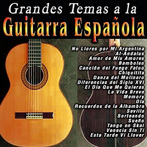 Grandes Temas a la Guitarra Española de Sergi Vicente en Amazon ...