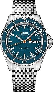 Mido Captain M0268301104100 Orologio automatico uomo Con cinturino di riserva