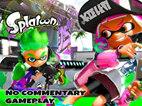 Clip: Splatoon Gameplay - No Commentary