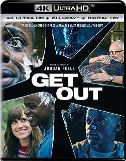 Get Out 4K Ultra HD + Blu-ray + Digital