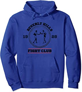 Boxing Hoodie - Vintage Beverly Hills Fight Club