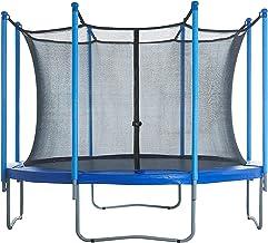 QYK -Trampoline vervangende veiligheidsbehuizing, verstelbare riemen, ademende en weerbestendige trampoline, 6/8/12 rechte...