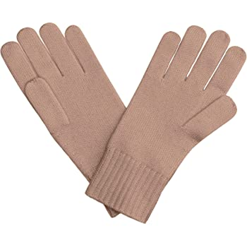 State Cashmere Classic Jersey Knit Gloves in 100/% Pure Cashmere with Ribbed Cuffs /• Ultimate Protection