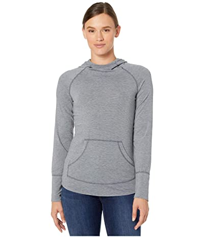 ExOfficio BugsAway(r) Areia Hoodie (Carbon Heather) Women