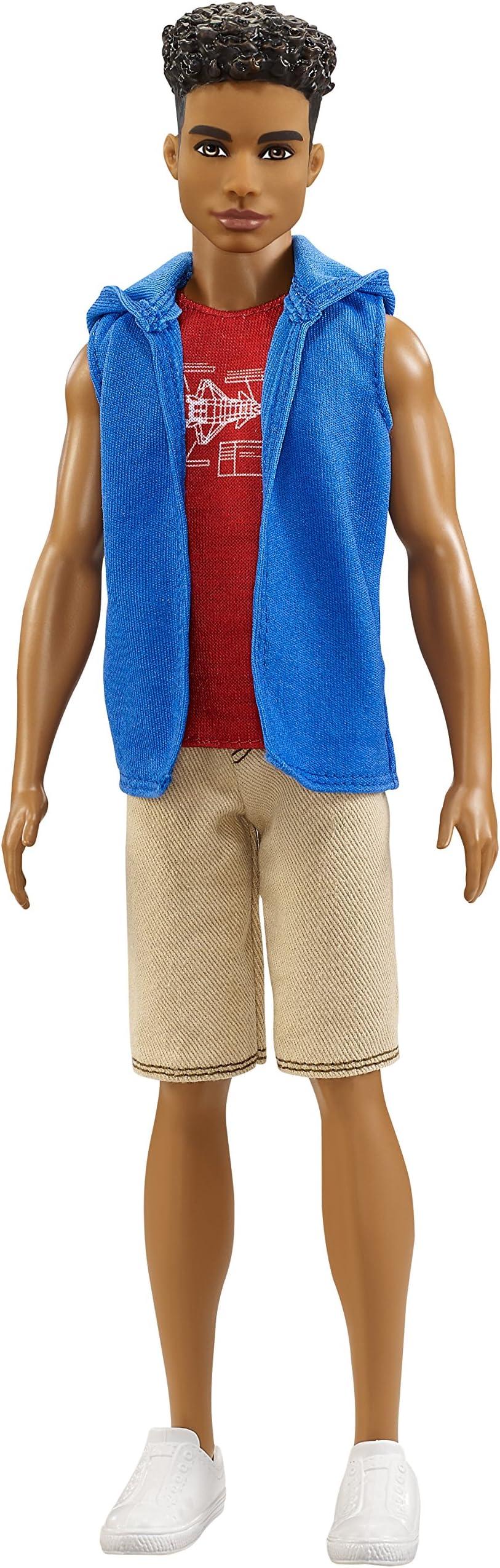 MATTEL DC COMIC ANIMES HOODIE TOP SHIRT BARBIE FASHIONISTAS FASHION CLOTHES