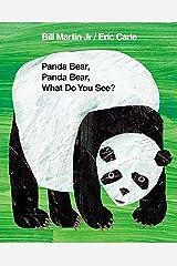 Panda Bear, Panda Bear, What Do You See? (Brown Bear and Friends) Kindle Edition