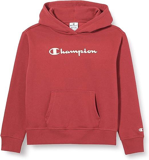 Champion Boys Girls Seasonal Big Logo Hooded Sweatshirt