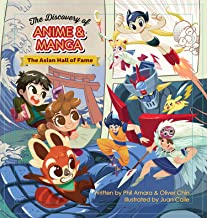The Discovery of Anime and Manga: The Asian Hall of Fame (English Edition)