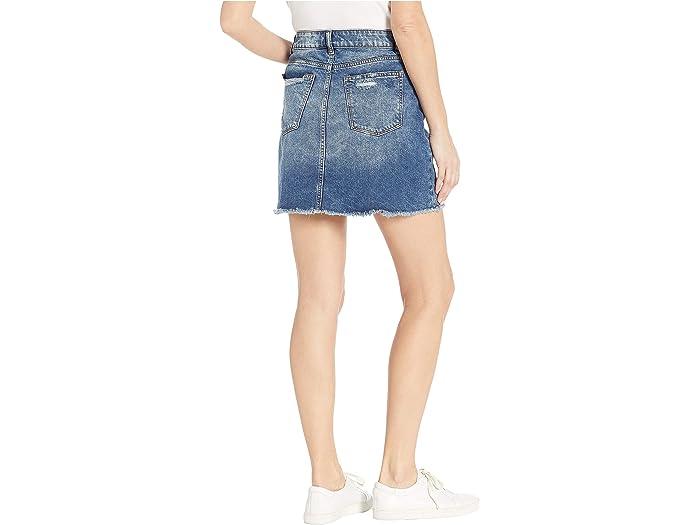 Dl1961 Georgia Skirt In Malone