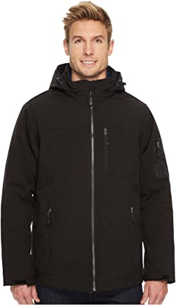 3-in-1 Softshell Systems Jacket with Fully Removable Inner Jacket