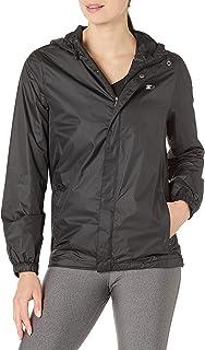 Starter Womens Women's Waterproof Breathable Jacket Rain Jacket
