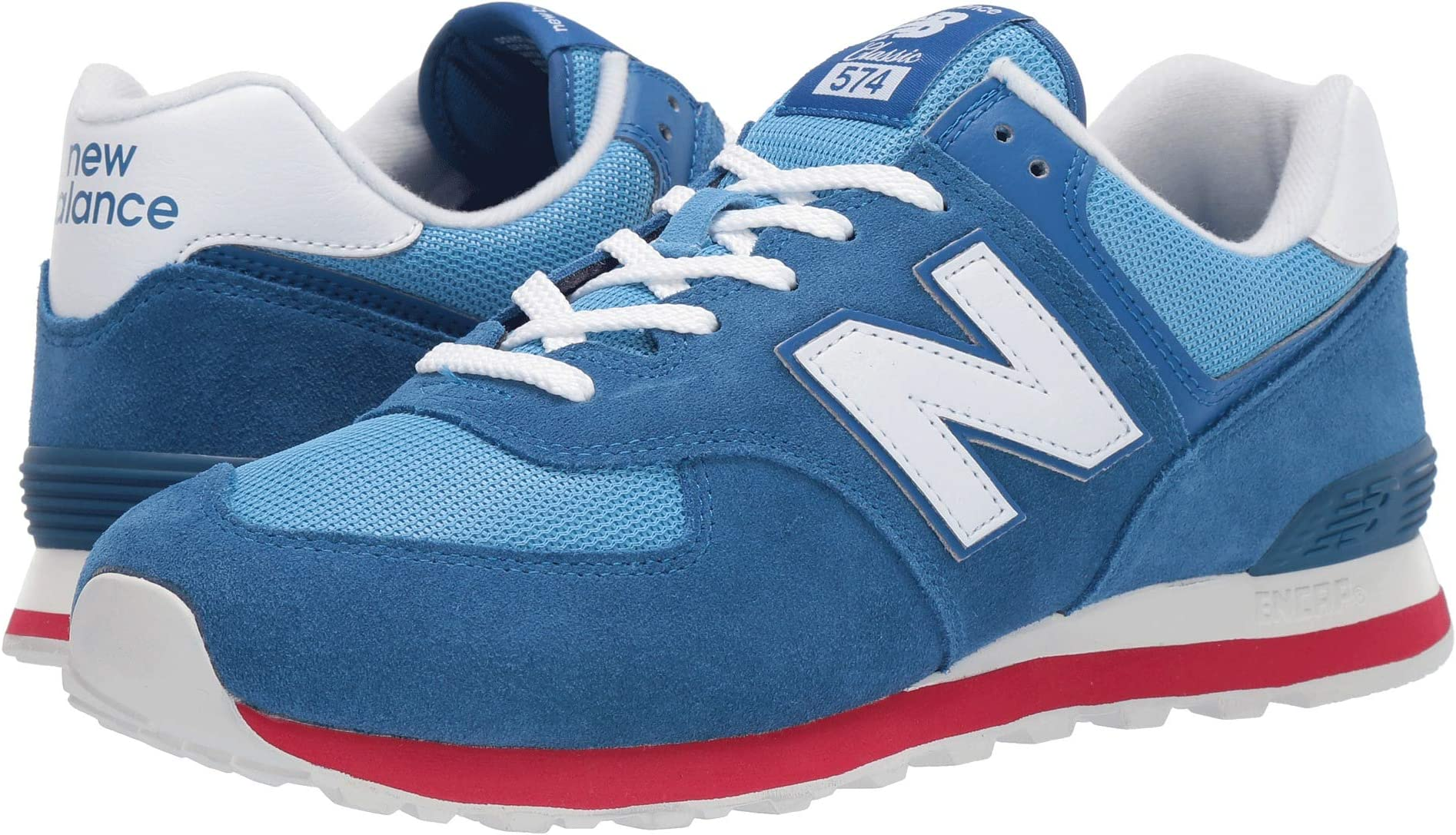 6c85b90428 New Balance Shoes, Clothing, Activewear, Socks | Zappos.com
