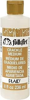 FolkArt Medium (8 Ounce), 696 Crackle