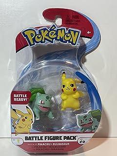Pokémon Battle Figure Pack Pikachu and Bulbasaur