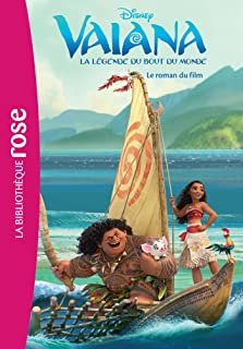 Vaiana , la légende du bout du monde - Le roman du film (French Edition)