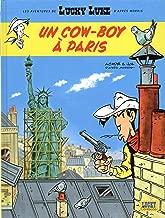 Lucky Luke: Un cow-boy a Paris (French Edition)